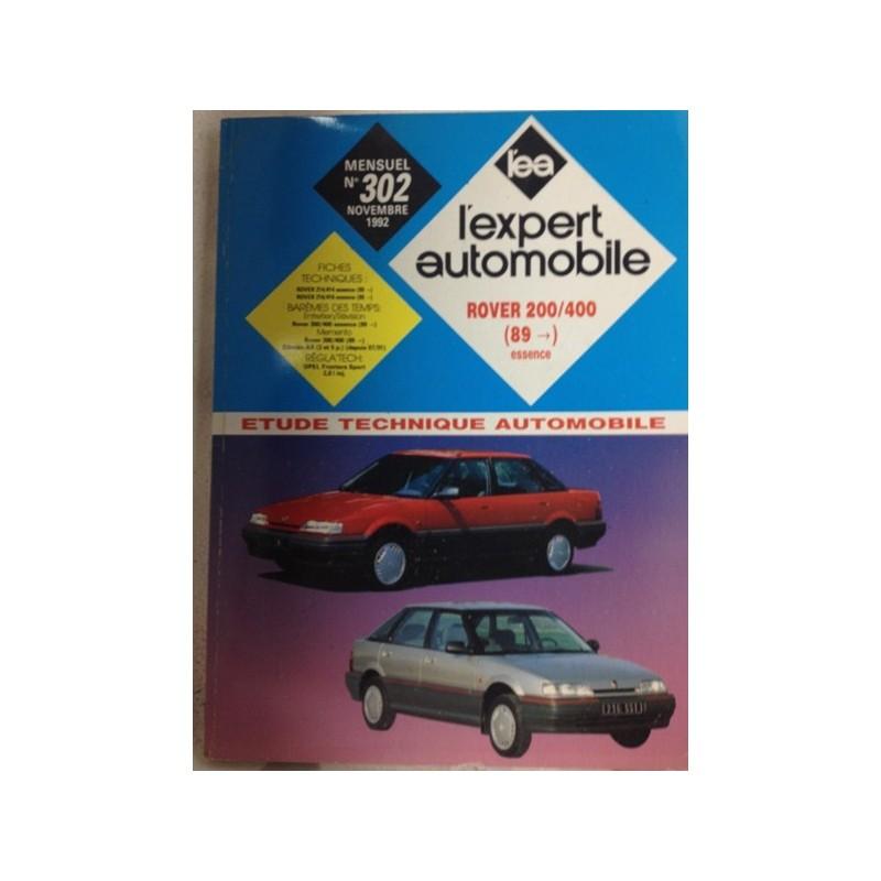 Revue technique Rover 200/400