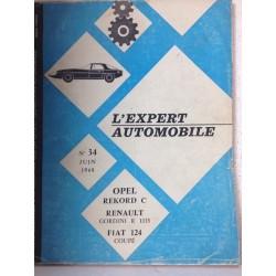 Revue technique Opel Rekord C