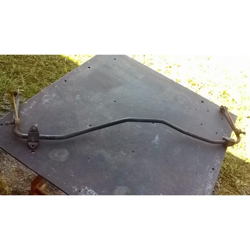 Barre stabilisatrice pont arrière complète