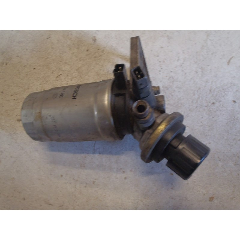 Pompe gazoil et support filtre