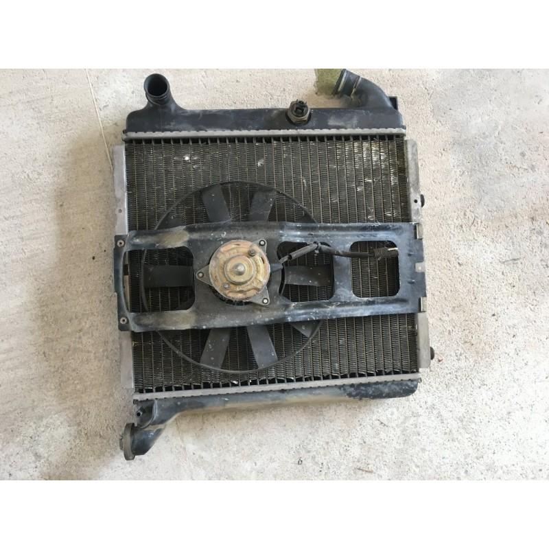 Radiateur et ventilateur