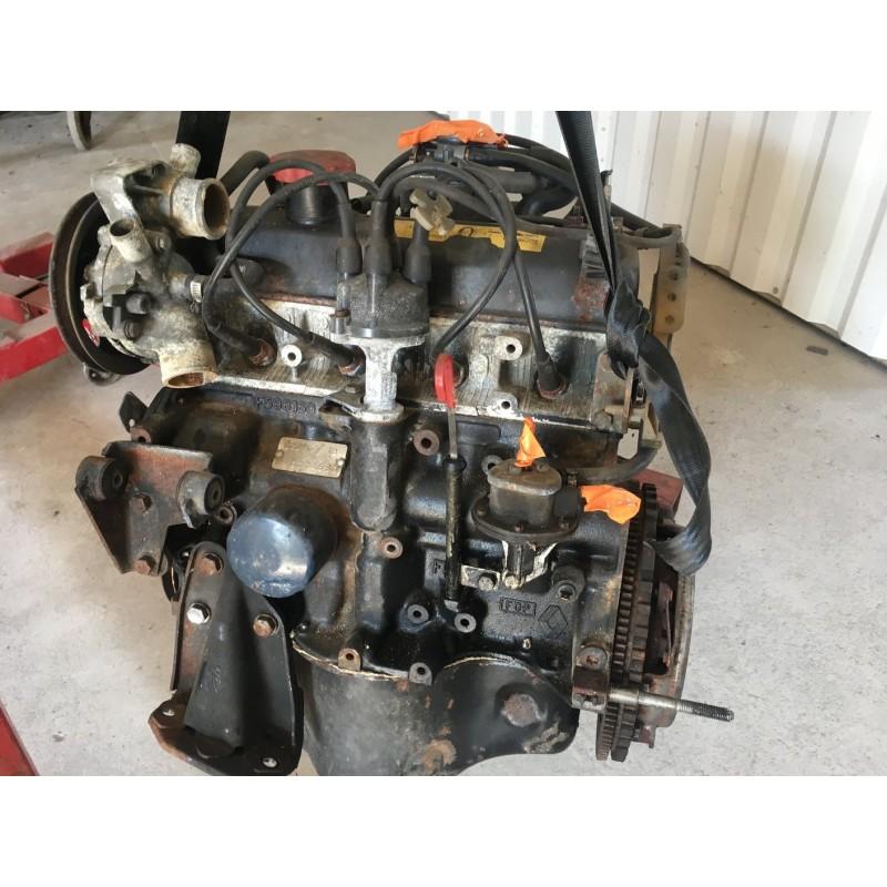 Moteur complet Renault 11 C2JN7/18